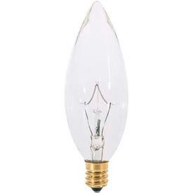 Type B, C & F Decorative Incandescent Lamps