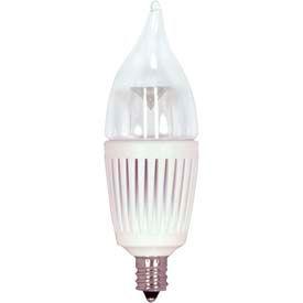 LED Festive & Candelabra Lamps