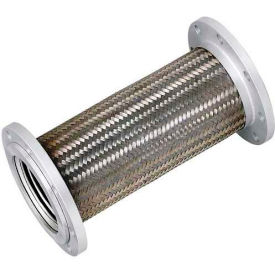 Braided Stainless Steel Hoses With Carbon Steel Fixed & Floating Flanges
