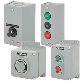 Motor Controls Push Button Operators Stations Siemens Class 50 Motor Control Stations