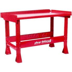 Dee-Blast Drain Table