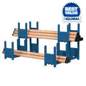 Modular Bar Storage Rack (Stackable)
