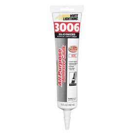 White Lightning 3006 All Purpose Adhesive Caulk