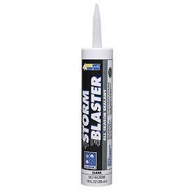 White Lightning® Storm Blaster™ All Season Sealant