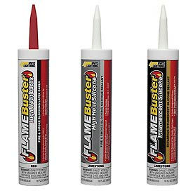 White Lightning® Flame Buster Sealant