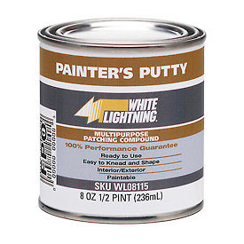 White Lightning® Painter'S Putty