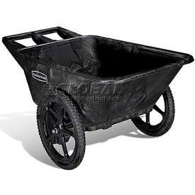 Rubbermaid® Big Wheel Cart