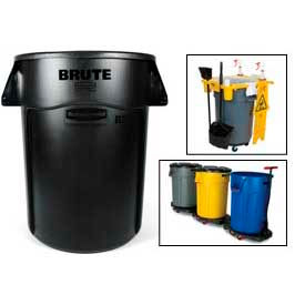 Rubbermaid Brute® Vented Utility Containers