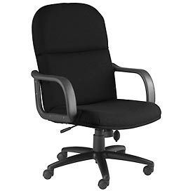 Mayline® Big & Tall Executive Chairs With Loop Arms