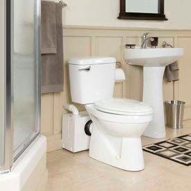 Bathroom Anywhere Toilet System