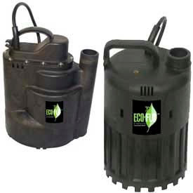 Eco-Flo Submersible Utility Pumps