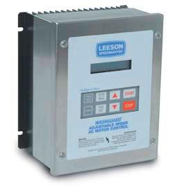 Washdown Duty AC  Controls