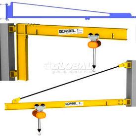 Gorbel® Wall Mounted Jib Cranes