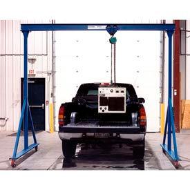 Gorbel® Fixed Height Steel Gantry Cranes