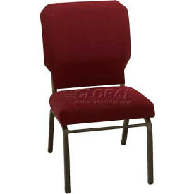 KFI - Church Stacking Chair with 3