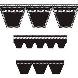 V-Belts, Wedge, Non Cogged, 3V Series