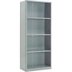 Penco® Erectomatic® Closed Steel Shelving, 6 Shelves