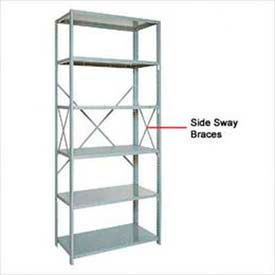Penco® Clipper ® & Erectomatic® Shelving Components