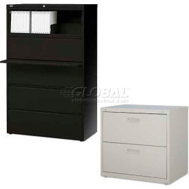 Lorell® Lateral File Cabinet Collection
