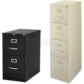 Lorell® Vertical File Cabinet Collection