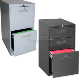 Lorell® Mobile Pedestal File Cabinet Collection