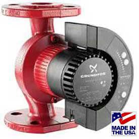 Grundfos Magna Variable-Speed Wet Rotor Circulators