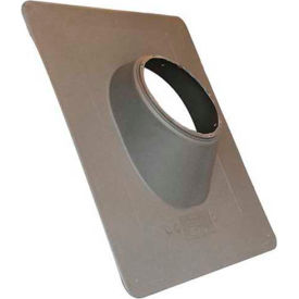 Thermoplastic Canadian Base No-Calk Roof Flashing