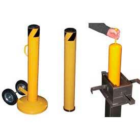 Removable Protective Bollards