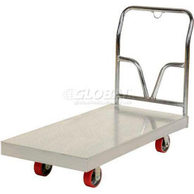 Reinforced Aluminum Sheet Deck Platform Trucks