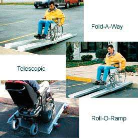 Vestil Wheelchair Ramps