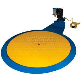 Vestil Low-Profile Powered Carousel Turntable