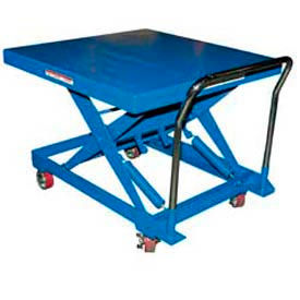 Auto-Hite Self-Elevating Scissor Lift Tables