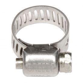 "Mini Hose Clamp - 1-7/16"" Min - 2"" Max  - 10 Pack"