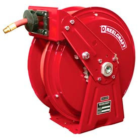 Compact Dual Pedestal Medium Pressure Oil Reels