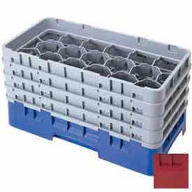 17 Compartment Glass Racks