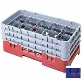 10 Compartment Glass Racks