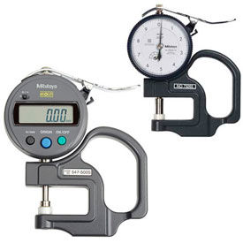 Dial & Electronic Thickness Gages