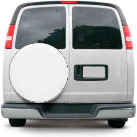 Custom Fit Spare Tire Covers - RVs, Vans or Trucks