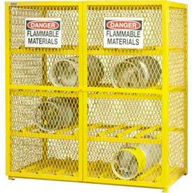 Durham Cylinder Storage Cabinets