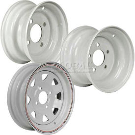 Martin Wheel Steel & Galvanized Steel Wheels