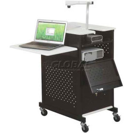 Balt® Optima GM & LM Series Document Camera Security Cart