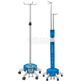 Omnimed® Power Lifter® Medical IV Stands