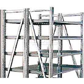 "Schaefer - Steel Pick Shelving 78"" High"
