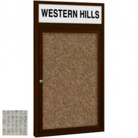 Polly Products - Outdoor Enclosed Message Boards