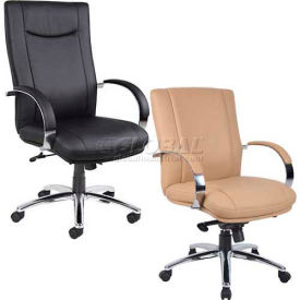 Boss Chair - CaressoftPlus™ - Aaria Elektra Chair Collection