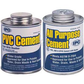 PVC, CPVC & ABS Cements