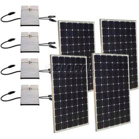 Grape Solar Grid-Tied Solar Kits