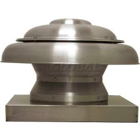 Dome Direct Drive Propeller Exhaust/Intake Roof Ventilators