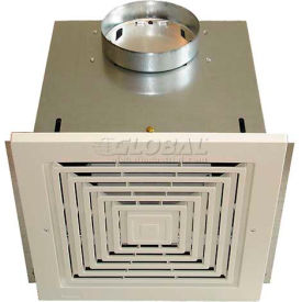Ceiling And Inline Cabinet Ventilators