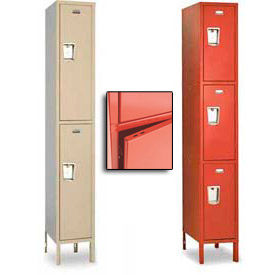 Penco Guardian Plus Double & Triple Tier 1-Wide Steel Lockers